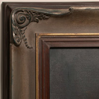 Click for Portrait Frame Detail