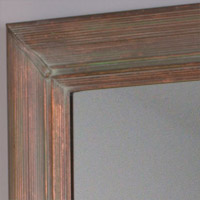 Click for Mirror Frame Detail